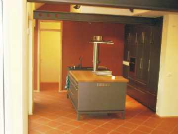 arbeitsgeräte in der küche
